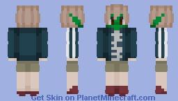 「𝕵」| [Slidan] Minecraft Skin