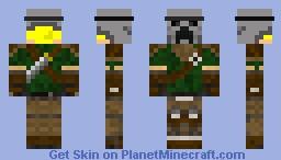 Cyber Punk Minecraft Skin
