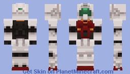 Mobile Suite GM Minecraft Skin