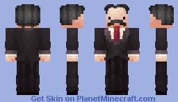 Mumbo Jumbo You Are AFK~ Minecraft Skin