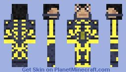 Mumkhar Minecraft Skin
