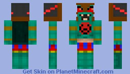 Mumm-Ra The Ever Living 80s Minecraft Skin