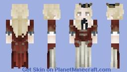 [LOTC] Crimson Duchess Minecraft Skin