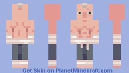 Fightin' Joe Minecraft Skin