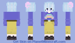 💦Girl~💦 Minecraft Skin