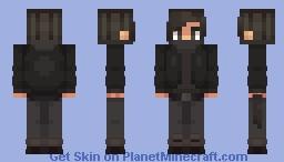 Murtagh (The Inheritance Cycle) Minecraft Skin