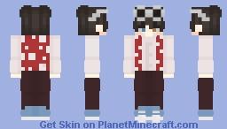 Mushroom George Minecraft Skin