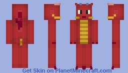 Mushu Minecraft Skin