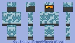 MW2 Ranger Minecraft Skin