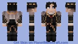 Wine & Grapes [LOTC] Minecraft Skin