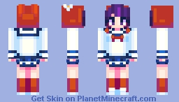 My Melody Pinterest Minecraft Skin