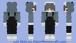 MrVasquez Minecraft Skin
