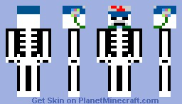 Smitty Werbenjagermanjensen (From Spongebob) Minecraft Skin