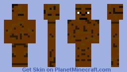 super cr@p Minecraft Skin