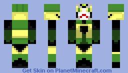 Vexus of Cluster Prime Minecraft Skin