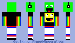 AWESOME ;) Minecraft Skin