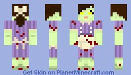 Little Sister Minecraft Skin