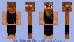 Abandoned Person Minecraft Skin