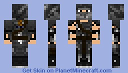 Young Assassin Minecraft Skin