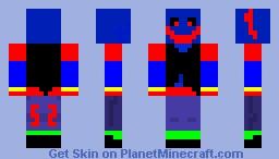 scary skin Minecraft Skin