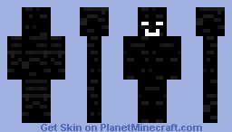 bedrockman Minecraft Skin