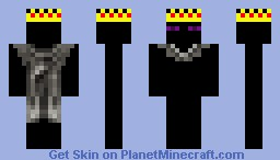 King Of The End (Octo's Version) Minecraft Skin