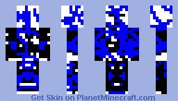 just had fun with it Minecraft Skin