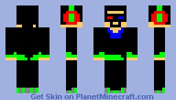Cool_Dude Minecraft Skin