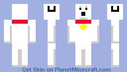 Brian Griffin Minecraft Skin