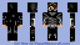 Ninja Assassin Minecraft Skin