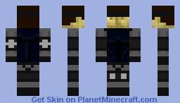 Solid Snake Minecraft Skin