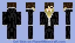Vampir Minecraft Skin