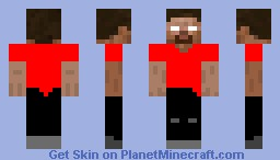 Hero Scott Minecraft Skin