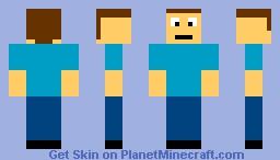 Noobly (minecraft noob adventure) Minecraft Skin
