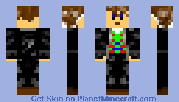 me and my skin Minecraft Skin