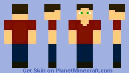average skin Minecraft Skin