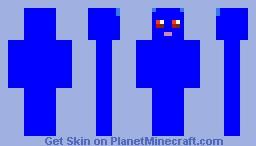 Tweep the Alien Minecraft Skin
