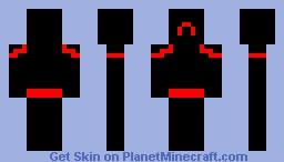 redstone robber Minecraft Skin
