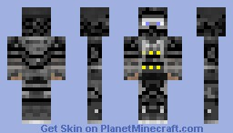 Juggernaut (V3) Minecraft Skin