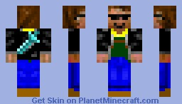 My Official Skin Minecraft Skin