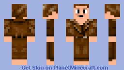 Frodo Minecraft Skin