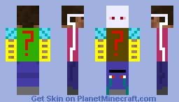 Unknown Minecraft Skin