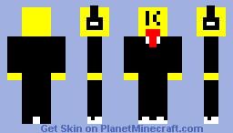 SekC Minecraft Skin