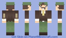 My New Personal Skin Minecraft Skin