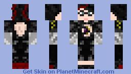 Bayonetta Minecraft Skin