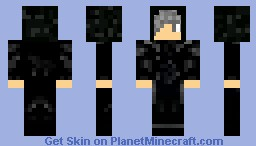 White assassin Minecraft Skin