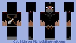 The Assasin Minecraft Skin