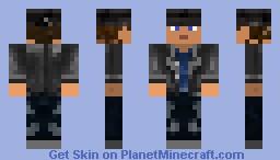 Guy with beanie hat Minecraft Skin