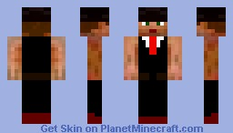 MC Bachelor Minecraft Skin