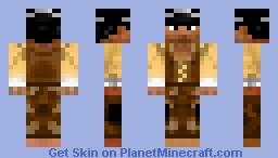 Air Pirate Minecraft Skin